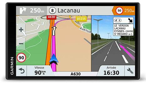 Garmin DriveSmart 61LMT-S-