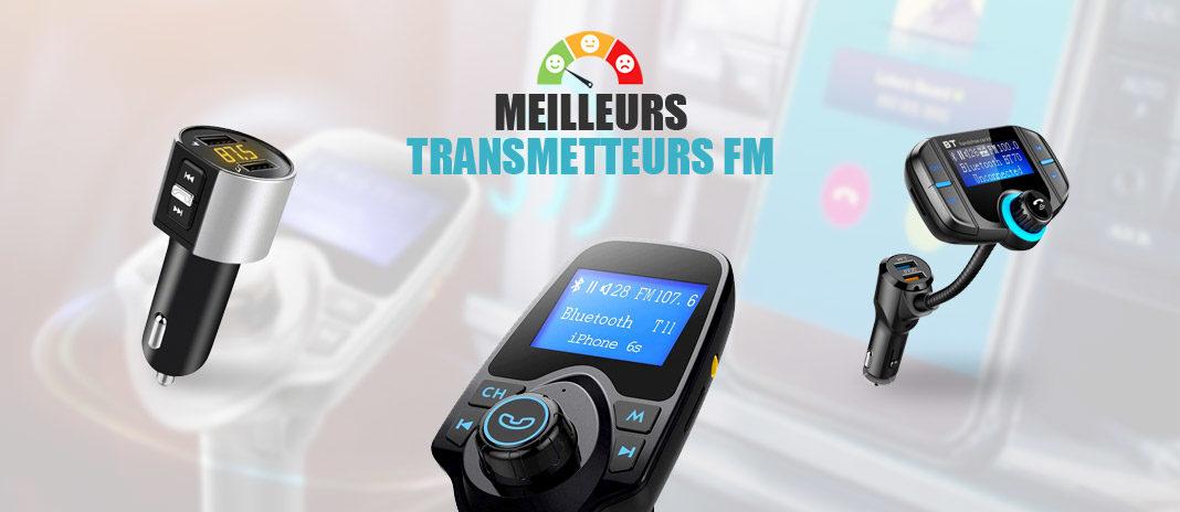 meilleurs transmetteurs fm