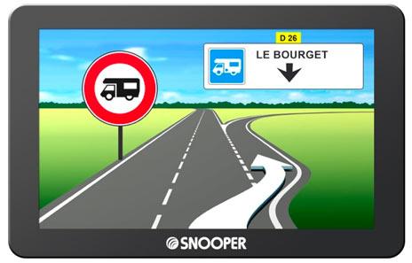 snooper cc 5400