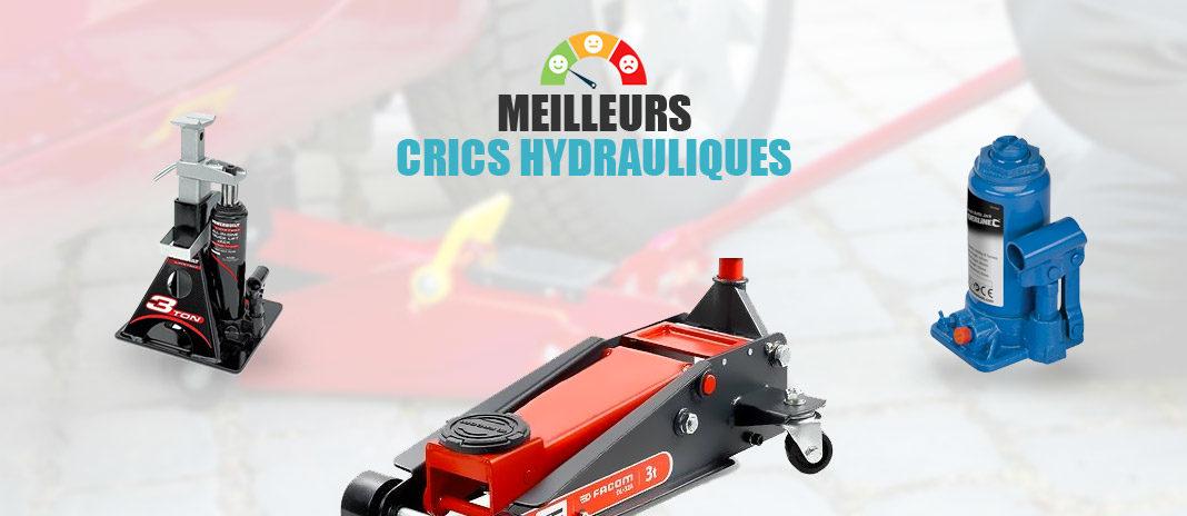 meilleurs crics hydrauliques