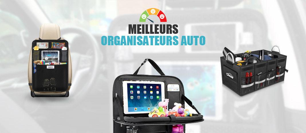 Siege de Voiture Protection Si/ège Voiture avec Bo/îte de Mouchoir iPad Tablet Holder pour Enfants-1Pack Organisateur de Voiture Kick Mats
