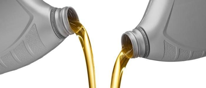 deux huiles