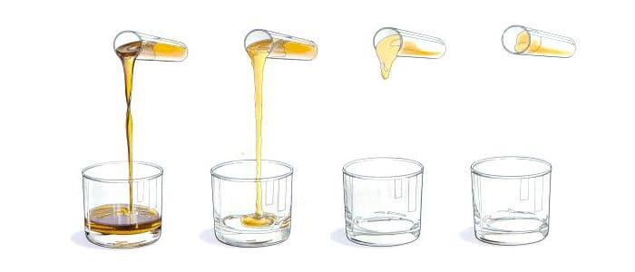 viscosite huile