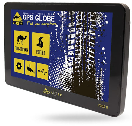 GPS Gloabe 700s