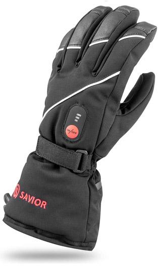 gants chauffants savior