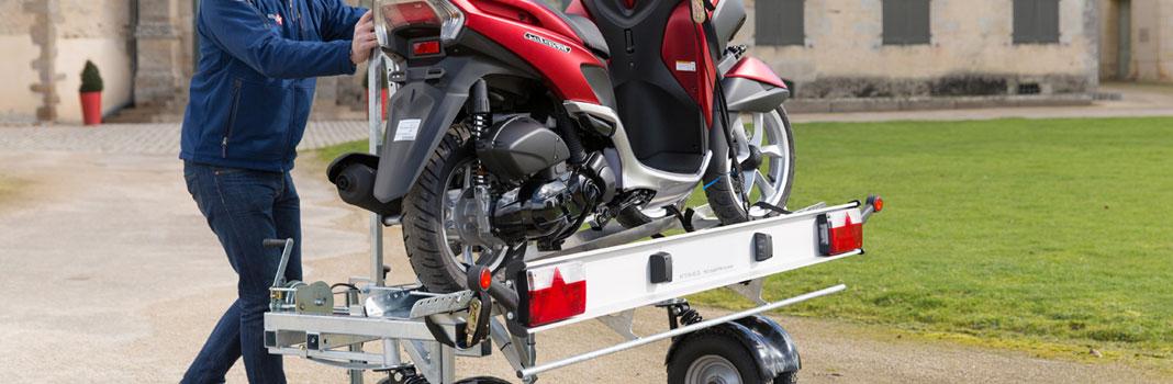 remoque moto