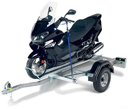 remorque 1-moto