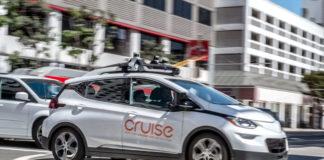 voiture autonome cruise