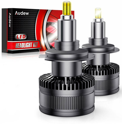 ampoules audew led h7
