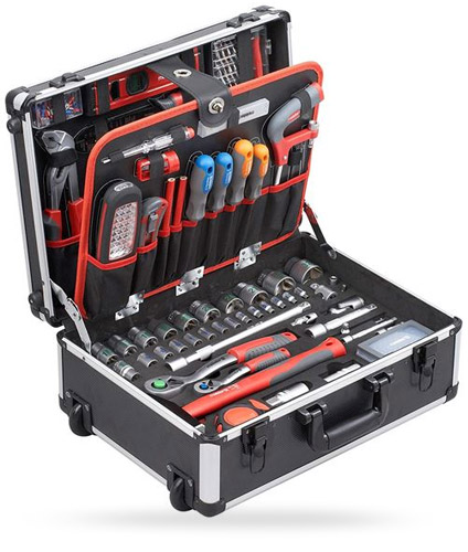 coffret meister 156 outils