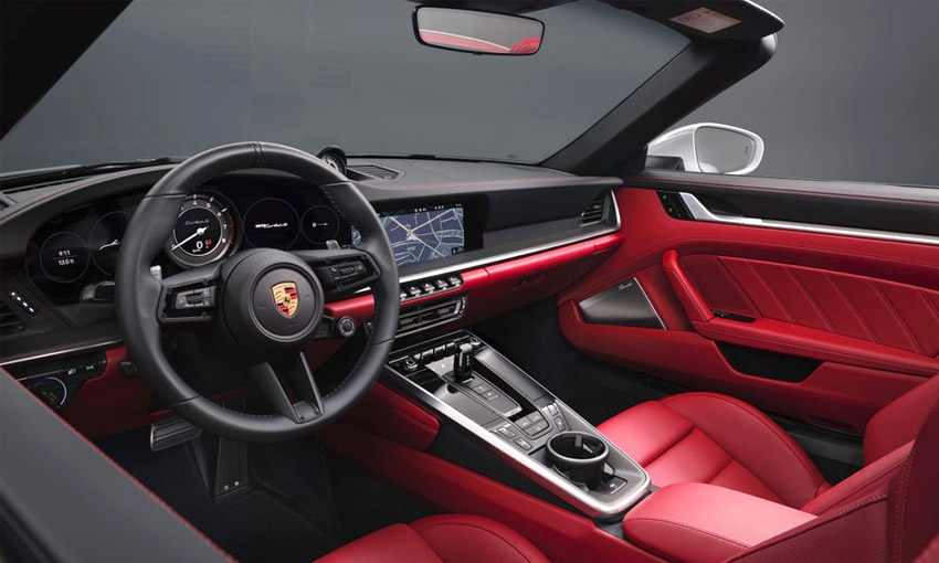 interieur 911-turbo