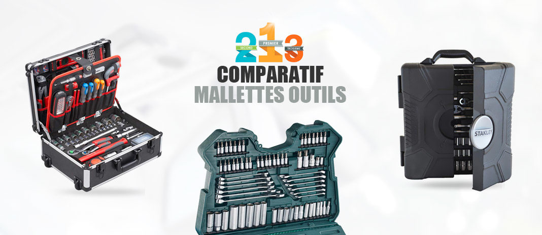 meilleure malette outils
