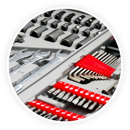 types boite outils