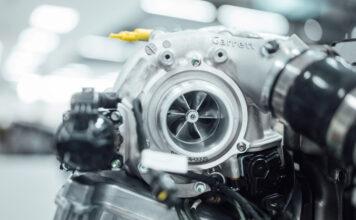 turbo electrique mercedes