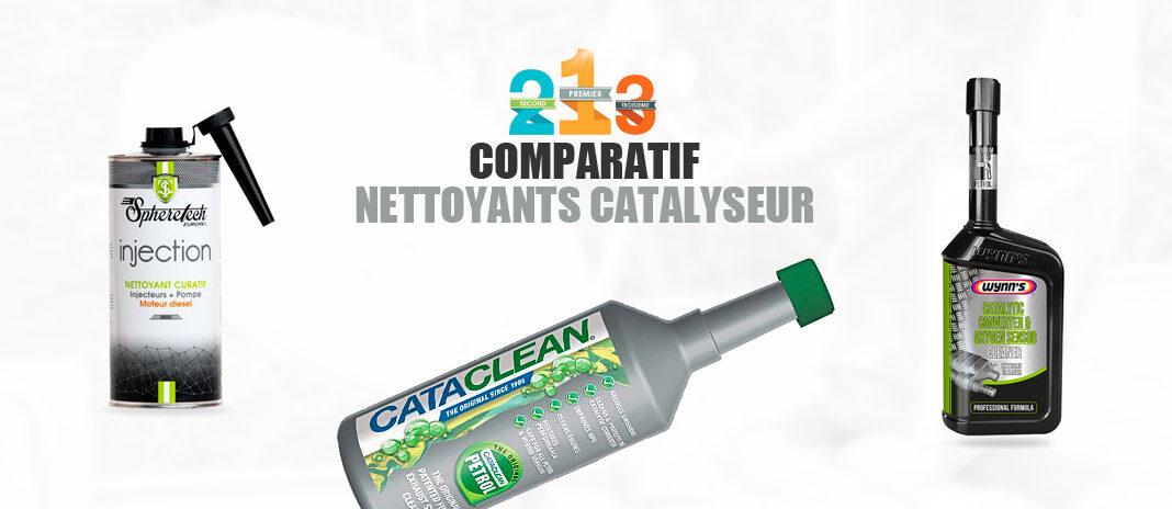 meilleur nettoyant catalyseur
