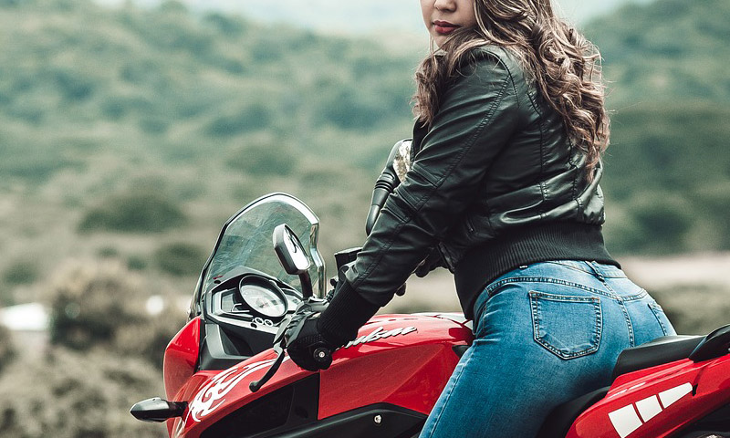 veste de moto