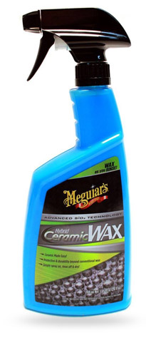 meguiar's ceramic wax